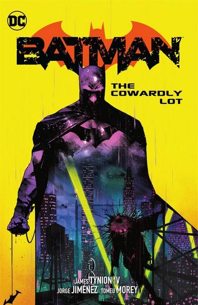 Batman Vol. 4 – The Cowardly Lot (TPB) (2021)