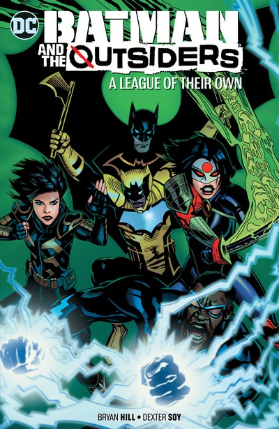 Batman and the Outsiders Vol. 2 – A League of Their Own (TPB) (2020)
