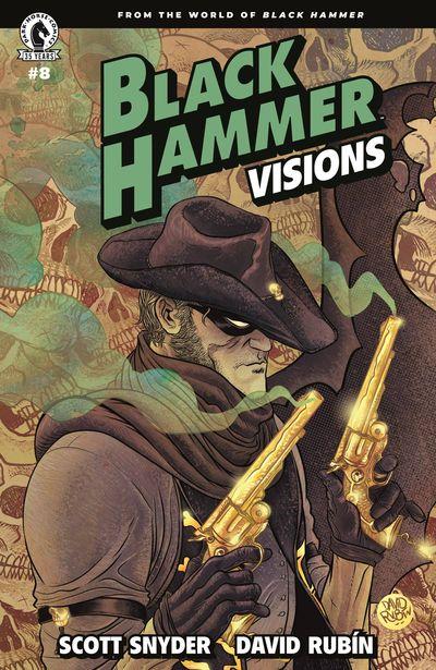 Black Hammer – Visions #8 (2021)