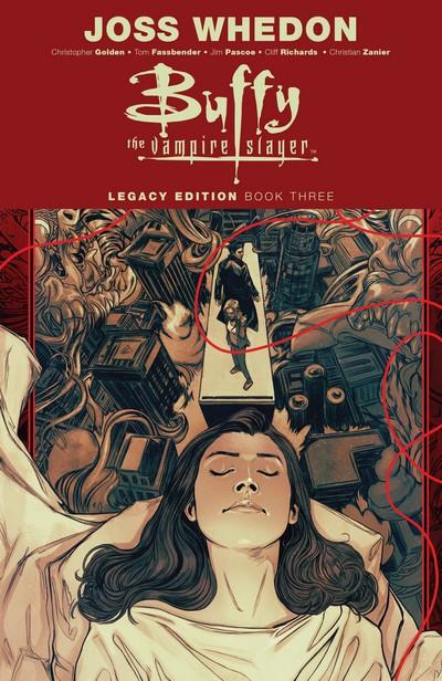Buffy the Vampire Slayer Legacy Edition – Book 3 (2020)