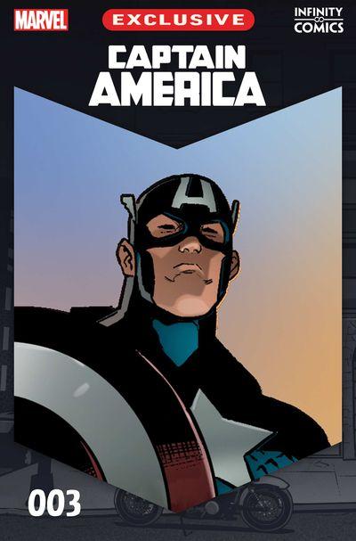 Captain America – Infinity Comic #3 – 4 (2021)