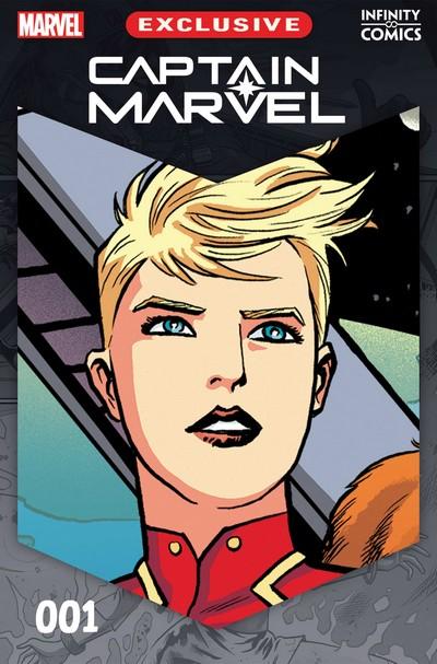 Captain Marvel – Infinity Comic Primer #1 (2021)