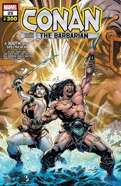 Conan The Barbarian #25 (2021)