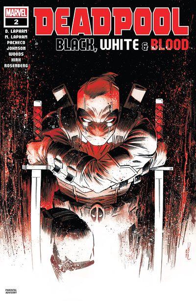 Deadpool – Black, White & Blood #2 (2021)