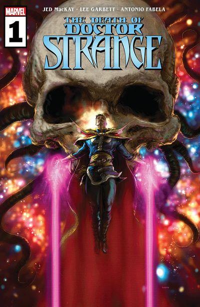 Death of Doctor Strange #1 (2021)
