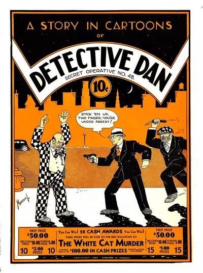 Detective Dan (1933)