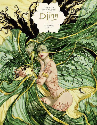 Djinn Omnibus Vol. 1 – 3 (2021)