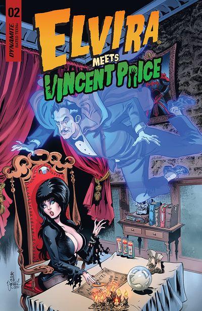 Elvira Meets Vincent Price #2 (2021)