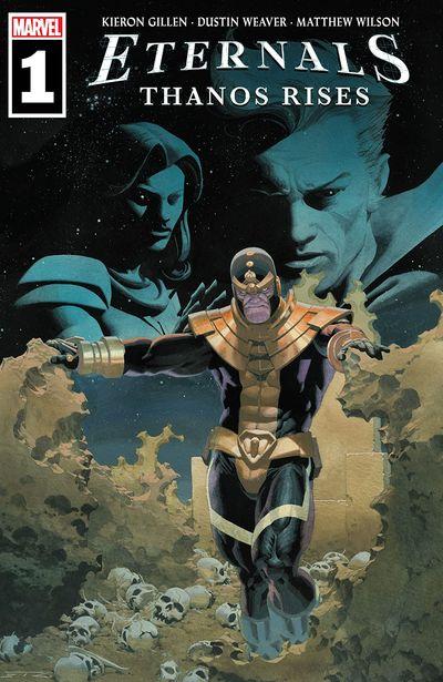 Eternals – Thanos Rises #1 (2021)