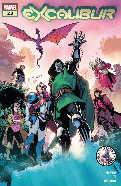 Excalibur #23 (2021)