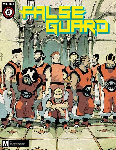 False Guard #4 (2021)