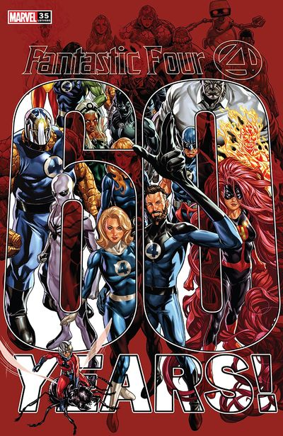 Fantastic Four #35 (2021)