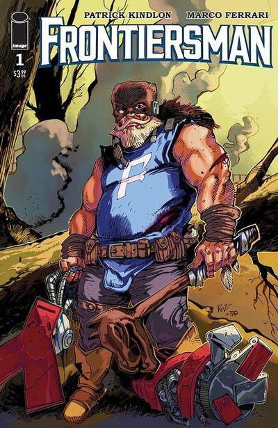 Frontiersman #1 (2021)