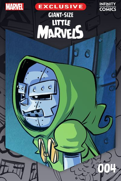 Giant-Size Little Marvels – Infinity Comic #4 – 5 (2021)