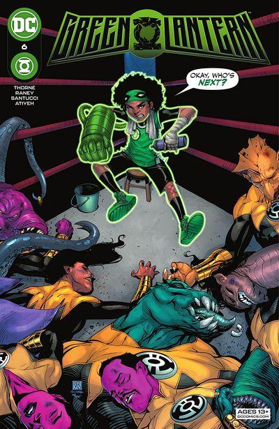 Green Lantern #6 (2021)