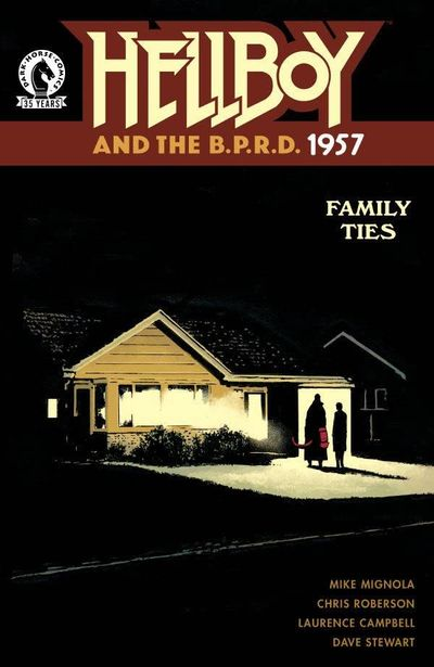 Hellboy and the B.P.R.D. – 1957–Family Ties (2021)