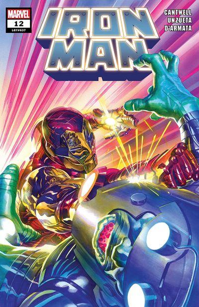 Iron Man #12 (2021)