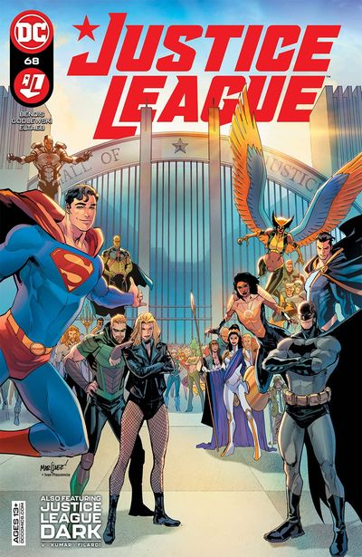 Justice League #68 (2021)