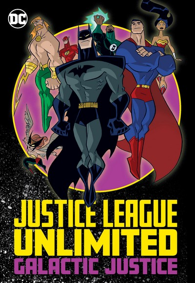 Justice League Unlimited – Galactic Justice (TPB) (2020)