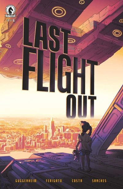 Last Flight Out #1 (2021)