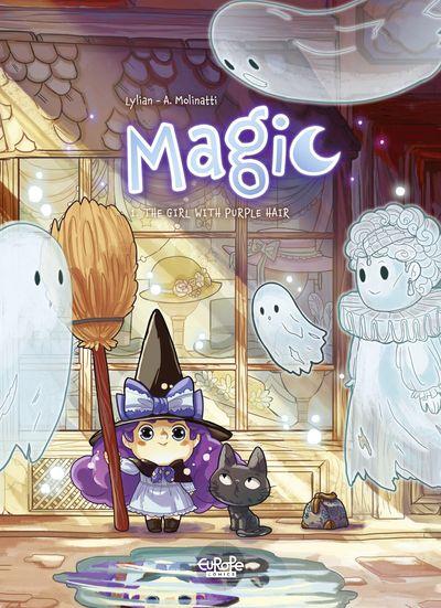 Magic #1 – The Girl with Purple Hair (2021)