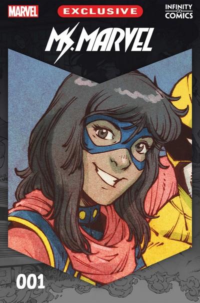 Ms. Marvel – Infinity Comic Primer #1 (2021)