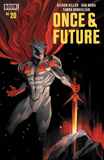 Once and Future #20 (2021)