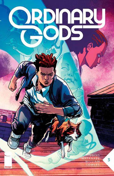 Ordinary Gods #3 (2021)