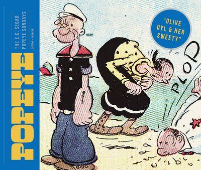 Popeye Vol. 1 – Olive Oyl and Her Sweety (2021)