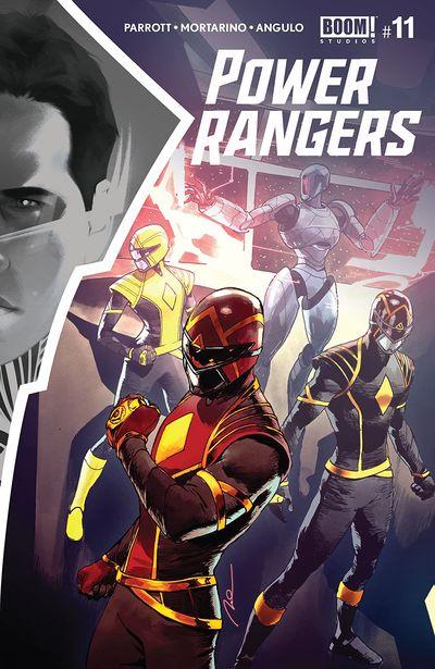 Power Rangers #11 (2021)
