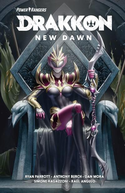 Power Rangers – Drakkon New Dawn (TPB) (2021)