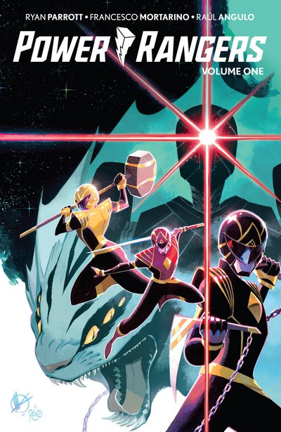 Power Rangers Vol. 1 – 2 (TPB) (2021)