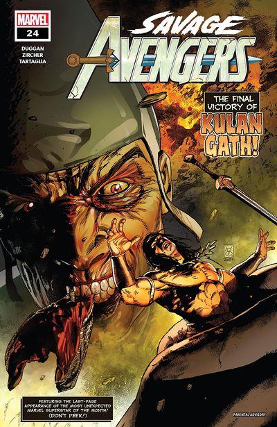 Savage Avengers #24 (2021)
