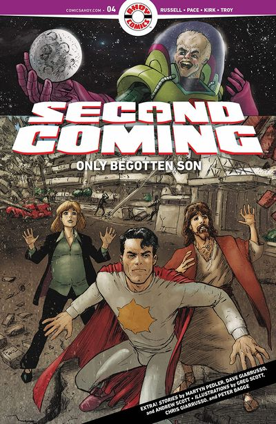 Second Coming – Only Begotten Son #4 (2021)