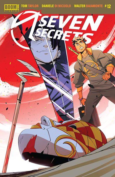 Seven Secrets #12 (2021)