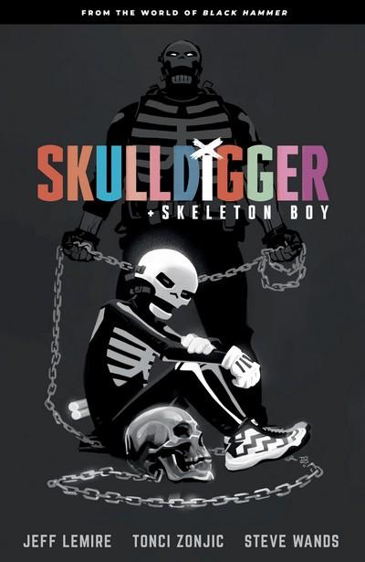 Skulldigger and Skeleton Boy (TPB) (2021)