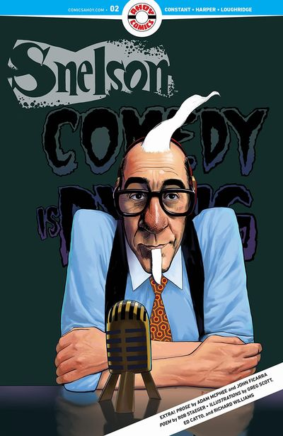Snelson – Comedy Is Dying #2 (2021)