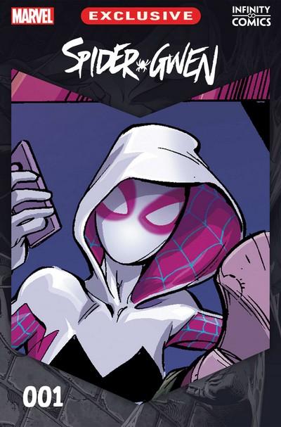 Spider-Gwen – Infinity Comic Primer #1 (2021)