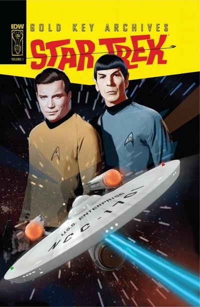 Star Trek – Gold Key Archives Vol. 1 – 5 (2014-2016)