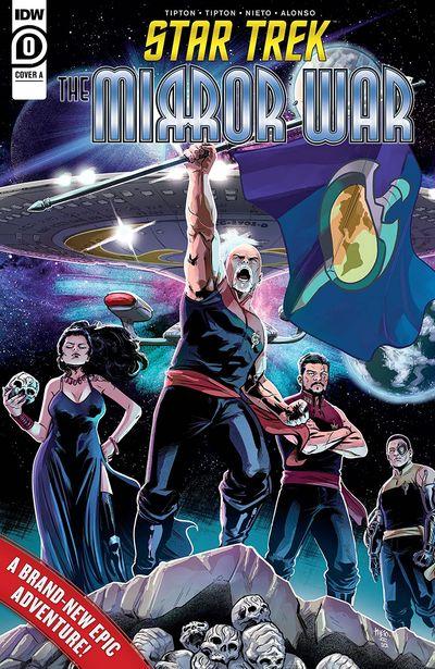 Star Trek – The Mirror War #0 (2021)
