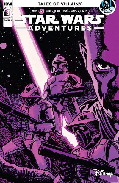 Star Wars Adventures #9 (2021)