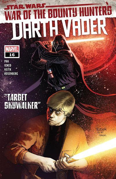 Star Wars – Darth Vader #16 (2021)