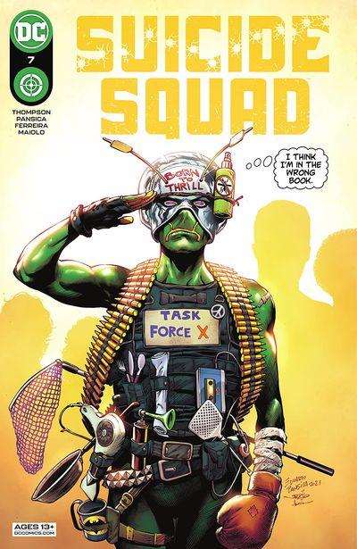 Suicide Squad #7 (2021)