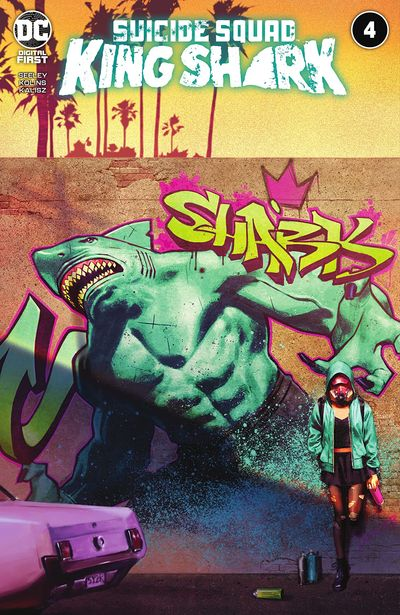 Suicide Squad – King Shark #4 (2021)