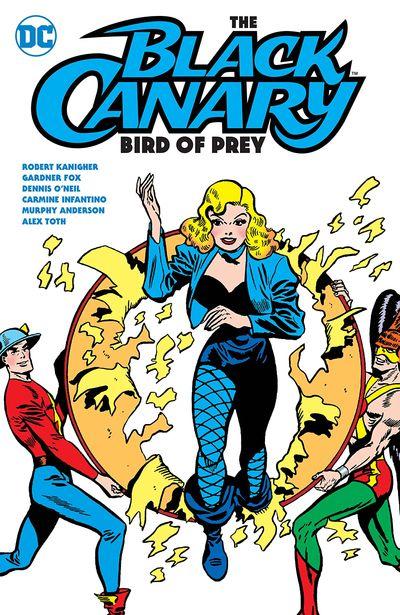 The Black Canary – Bird of Prey (TPB) (2021)
