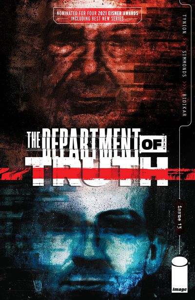 The Department of Truth #13 (2021)