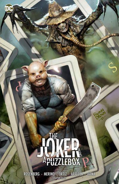 The Joker Presents – A Puzzlebox #8 (2021)