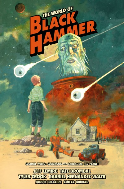 The World of Black Hammer Library Edition Vol. 3 (2021)