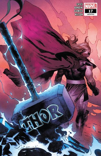 Thor #17 (2021)