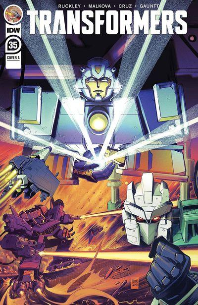 Transformers #35 (2021)